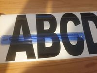 letters Category ABCD